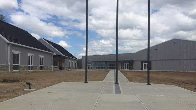 New Kentucky State Police training academy nearly complete, fall ...