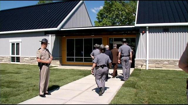 Kentucky State Police Unveil new training academy in old prison ...