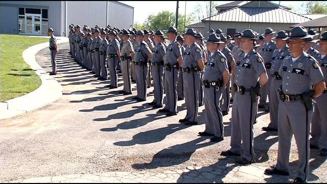 Kentucky State Police Unveil New Training Academy In Old