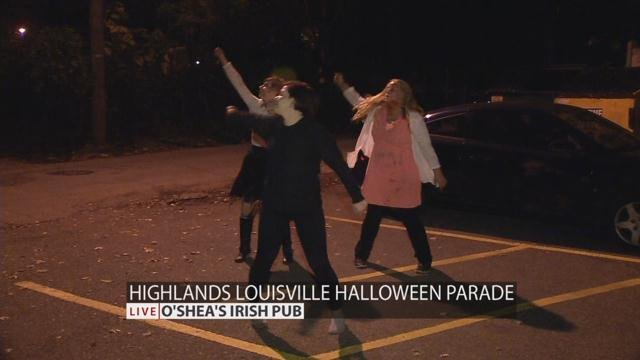 louisville ky wdrb louisvilles annual halloween parade moves down bardstown road friday night at 7pm october 16th - Halloween Events In Louisville Ky