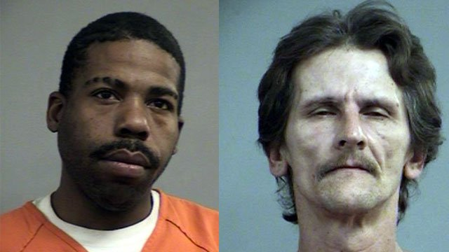Mack Matthews and Anthony Ball (Source: Louisville Metro Corrections)
