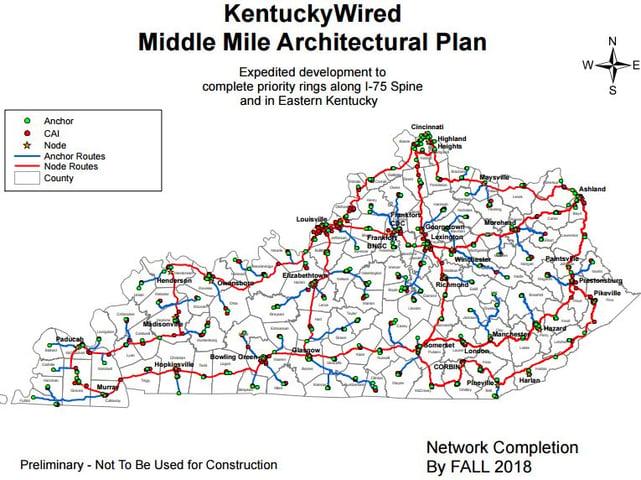 Kentucky Wired broadband project faces financial shortfall, Bevi ...