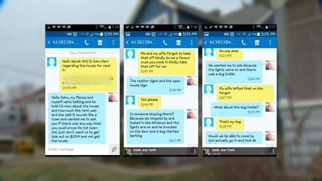 New Albany homeowner caught up in Craigslist scam - WDRB ...