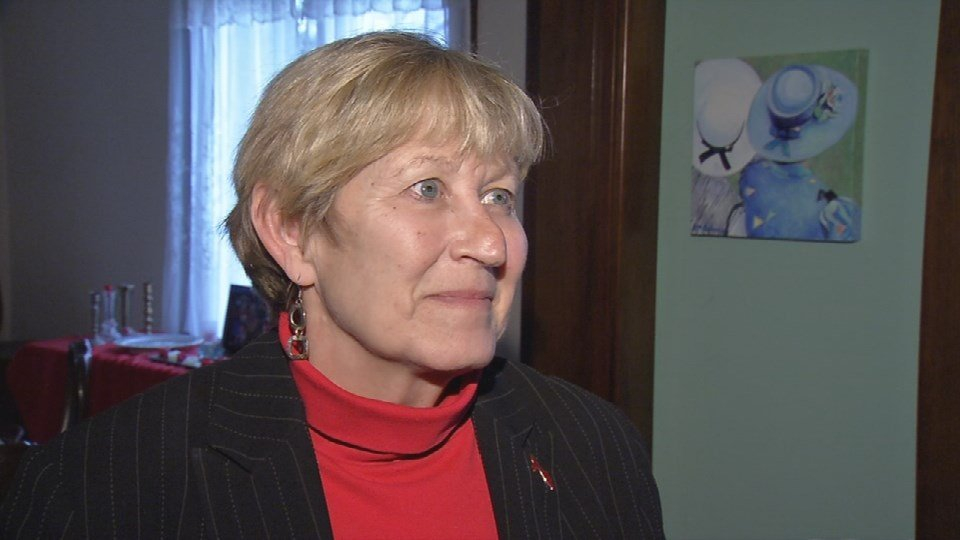 Rep. Mary Lou Marzian talks about House Bill 396, which she filed this week.