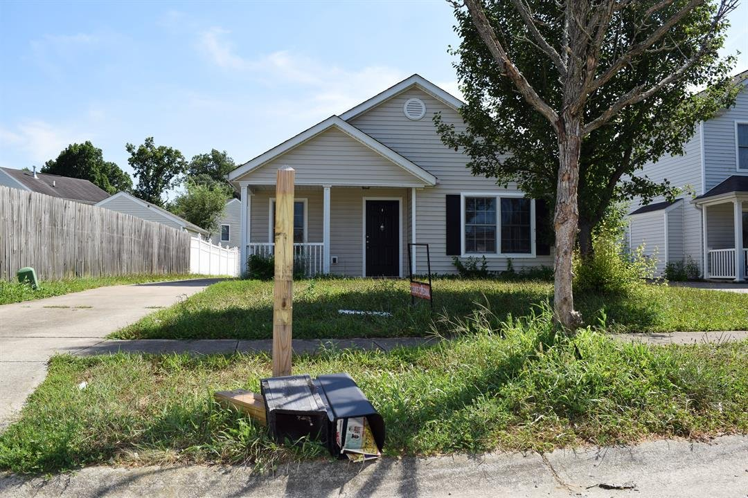 Main Street Renewal is the property manager for this rental home on Hunters Chase Lane in Pleasure Ridge Park.