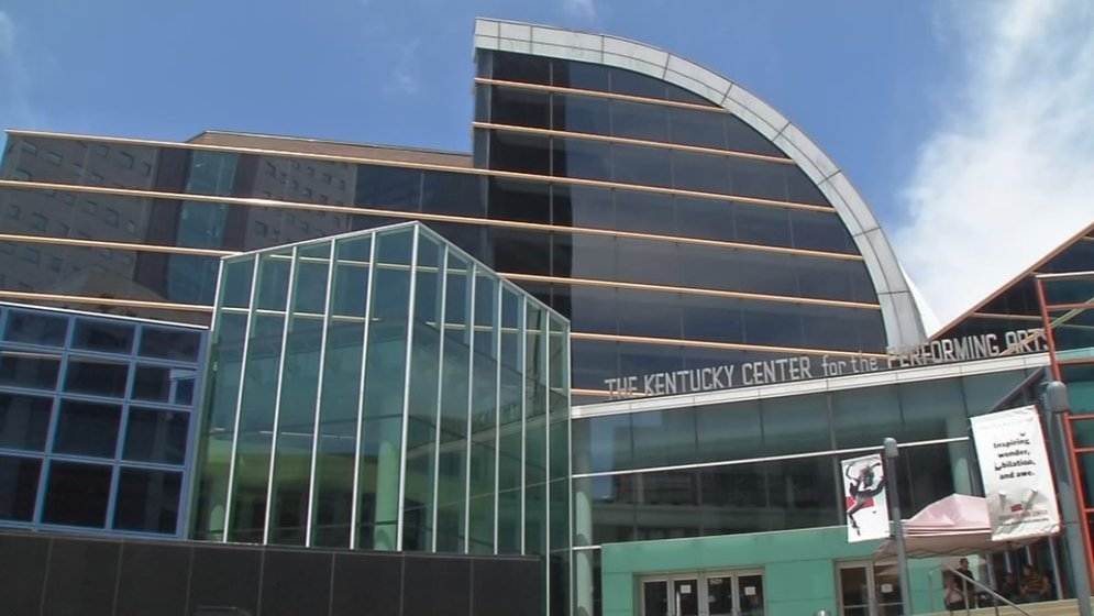 kentucky center for the arts reopens to the public after june fi