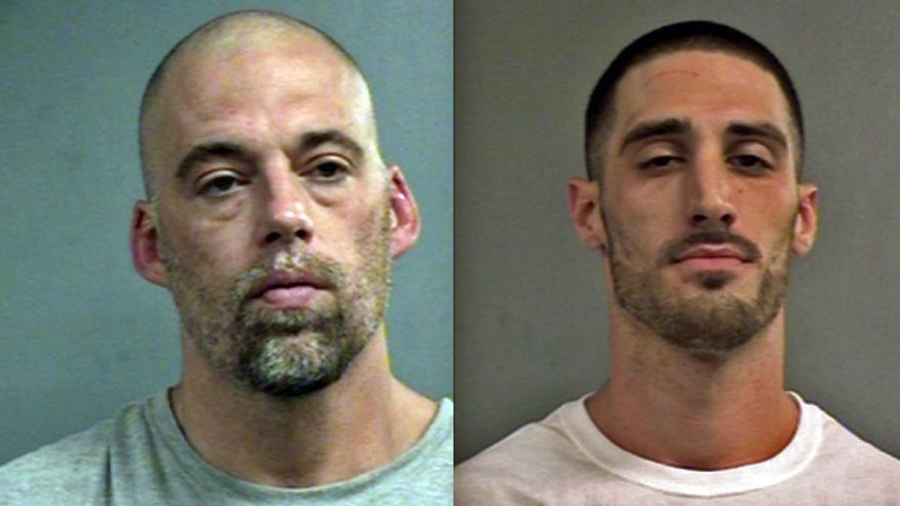 3 accused of helping inmates escape Louisville Metro